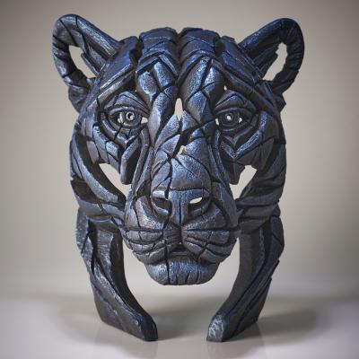 Panther Bust- Night Shadow
