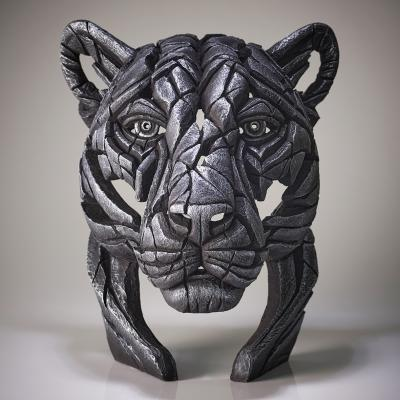 Panther Bust- Silver