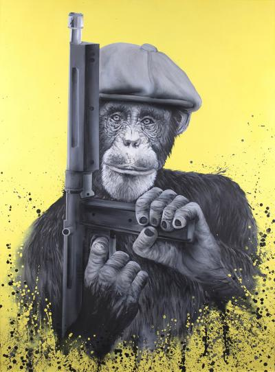 Peaky Primate