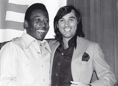 Pele & Best (George Best)