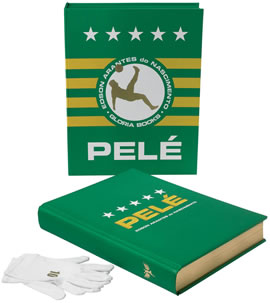 Pele The Samba Edition Book