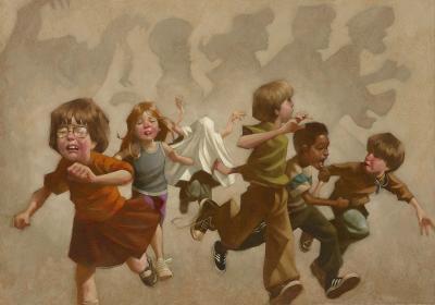 Pesky Kids! (Scooby Doo) by Craig Davison