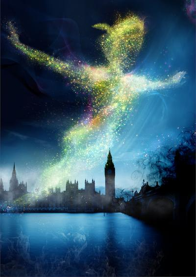 Peter Pan - Forever Young by Mark Davies