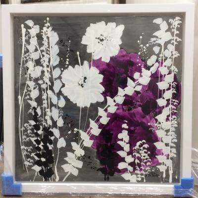Purple by Jean Picton
