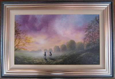 Purple Haze by Danny Abrahams