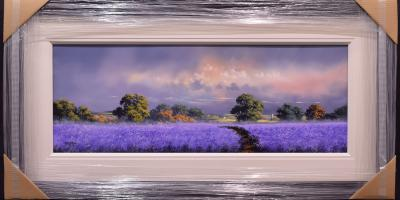 Purple Landscape IV