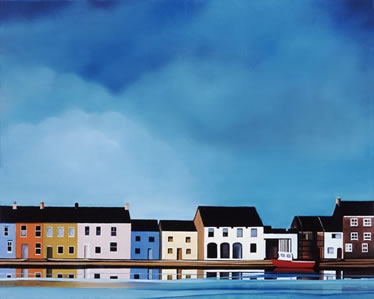 Quayside II by Barbara James