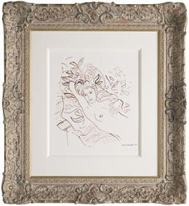 Reclining Nude (Matisse)