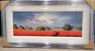 Red Landscape I