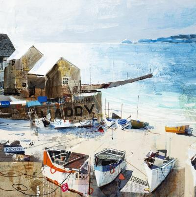 Sennen Cove Boats