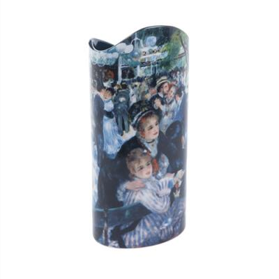 Renoir Moulin de la Galette - Vase