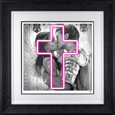 Romeo and Juliet- Deluxe Pink Cross by JJ Adams