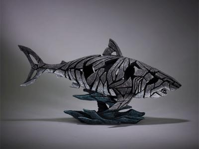 Shark by Edge Sculptures by Matt Buckley
