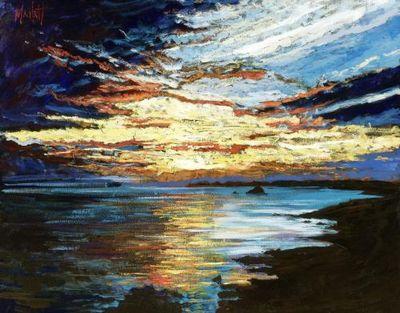 shoreline-sunset-13045