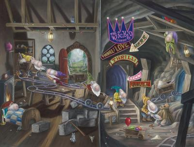 Snow White's Snow White Adventure by Peter Smith