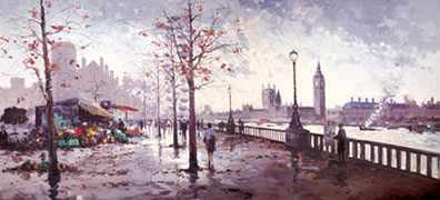 South Bank View by Henderson Cisz