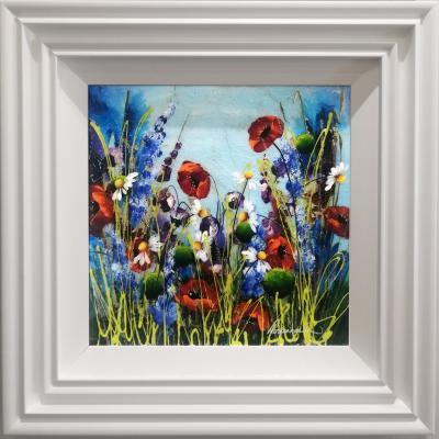 Spring Floral (16x16)
