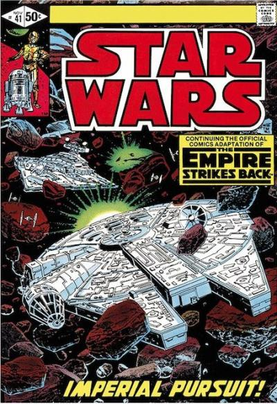 Star Wars # 41 - The Empire Strikes Back - Imperial Pursuit