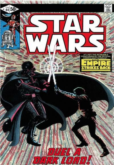 Star Wars # 44 - The Empire Strikes Back