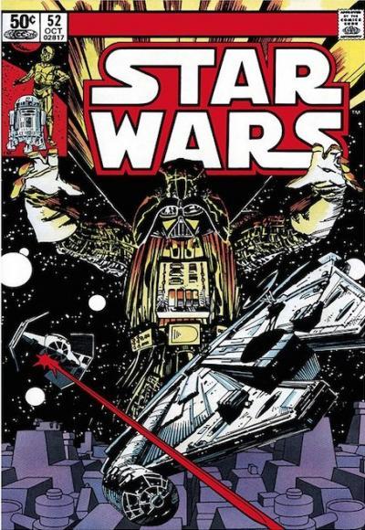 Star Wars # 52 - To Take The Tarkin