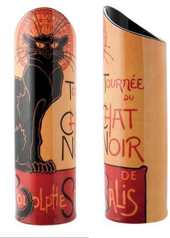 Steinlen Le Chat Noir - Large Vase
