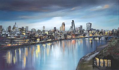 Still Thames