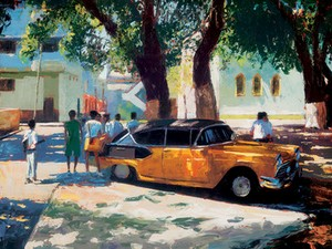Streets Of Havana I