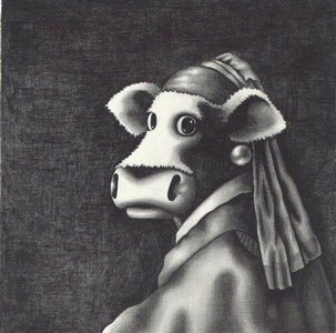 study-of-the-cow-with-the-pearl-earring-15411