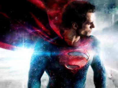 Superman - There is a Superhero in all of Us - Large