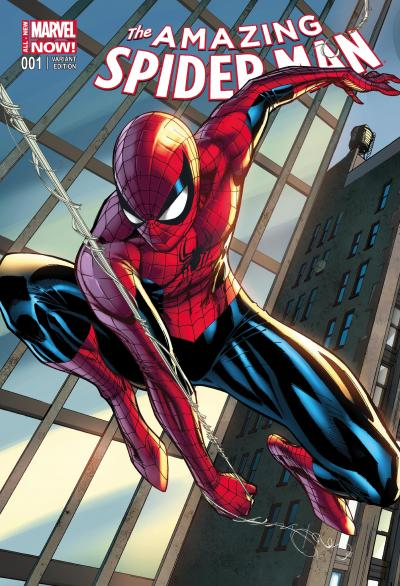 The Amazing Spider Man #001