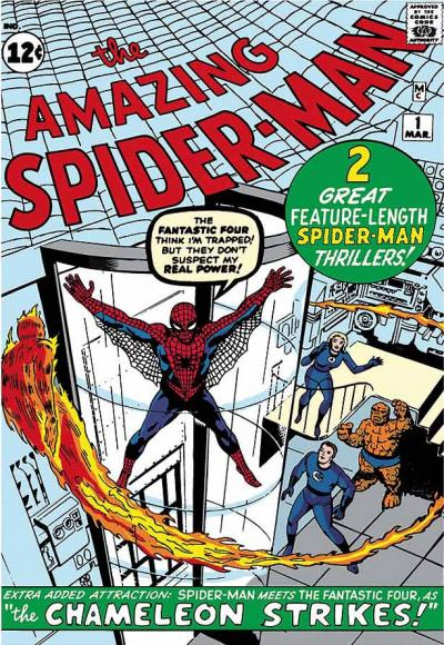 the-amazing-spider-man-1-spider-man-meets-the-fantastic-four-17986