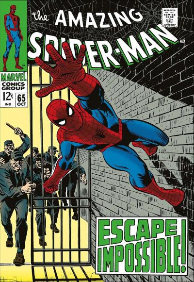 The Amazing Spider Man #65 Escape Impossible