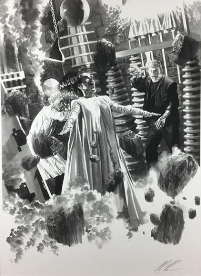 The Bride of Frankenstein - Universal Monsters Collection