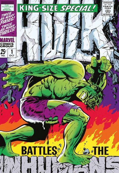 The Invincible Hulk Special #1