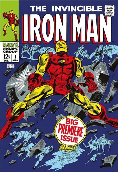 The Invincible Iron Man #1 Big Premiere Issue