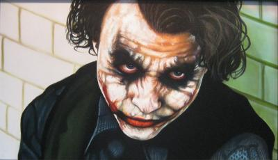 Joker Captured