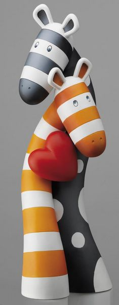 The Lovers - Sculpture by Peter Smith
