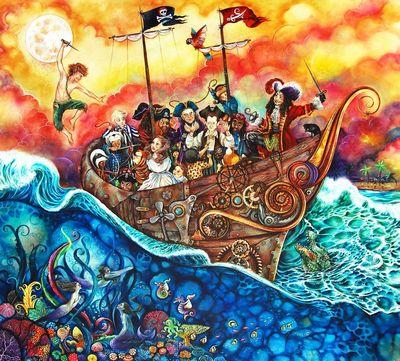 the-pirate-ship-peter-pan-17274