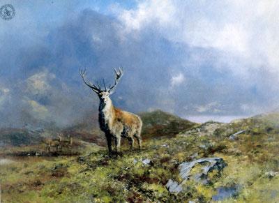 The Prince Of Rannoch Moor