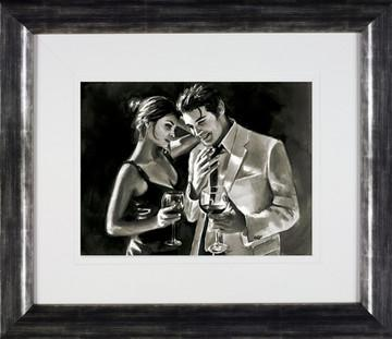 The Whispers III by Fabian Perez