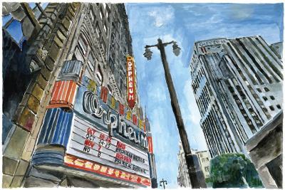 Theater Downtown LA