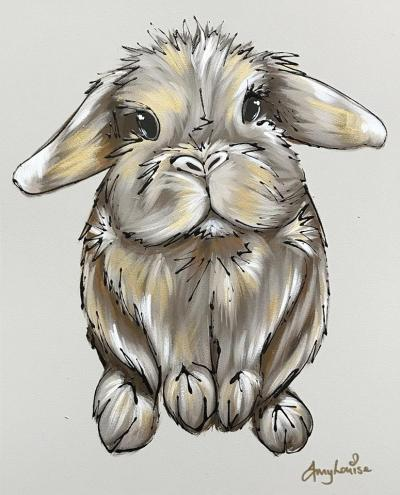 Thumper by Amy Louise
