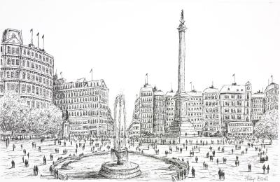 Trafalgar Square III