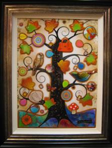 Tree of Harmony IX