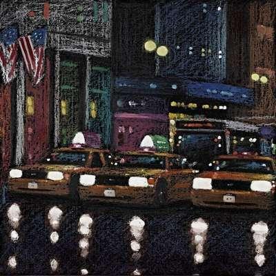 Twilight Taxi