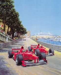 Viva Ferrari - Schumach & Irvine