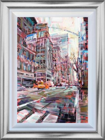 Walking Through New York