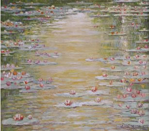 Water Lillies, 1907