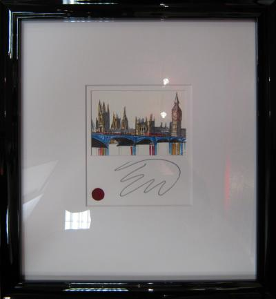 Westminster Skyline - Sketch