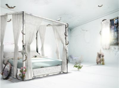 Where Demons Roam (Sleeping Beauty) by Mark Davies